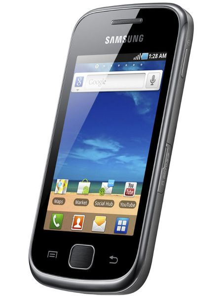 Samsung galaxy gio